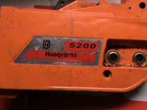 Крышка тормоза бензопилы HusqvBrna 5200