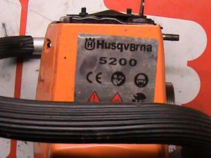 Бензопила HusqvBrna 5200